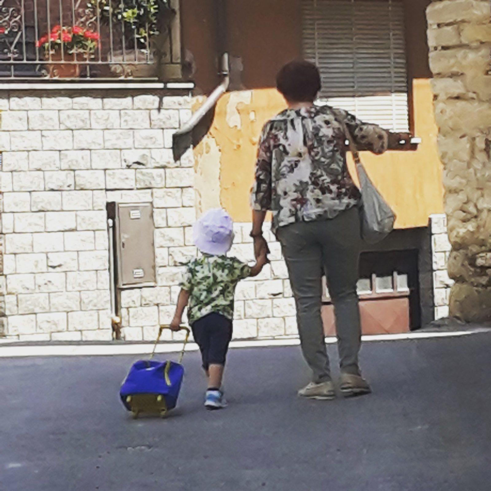 Con il cuore di mamma, Con il cuore di nonna