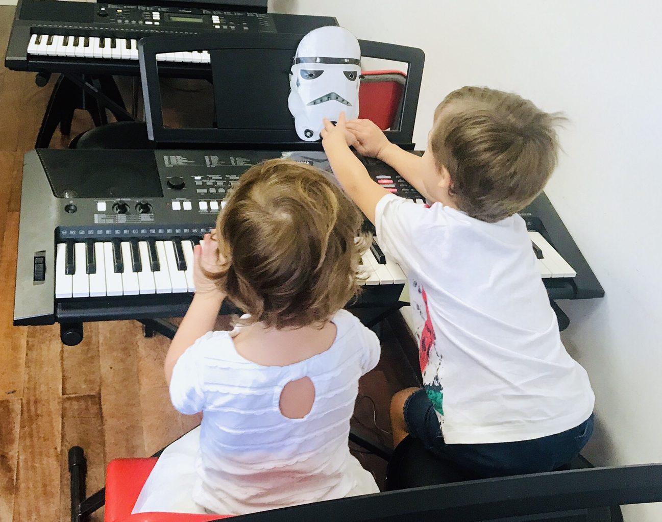 Corso Yamaha di musica per bambini: noi lo abbiamo provato e lo promuoviamo a pieni voti